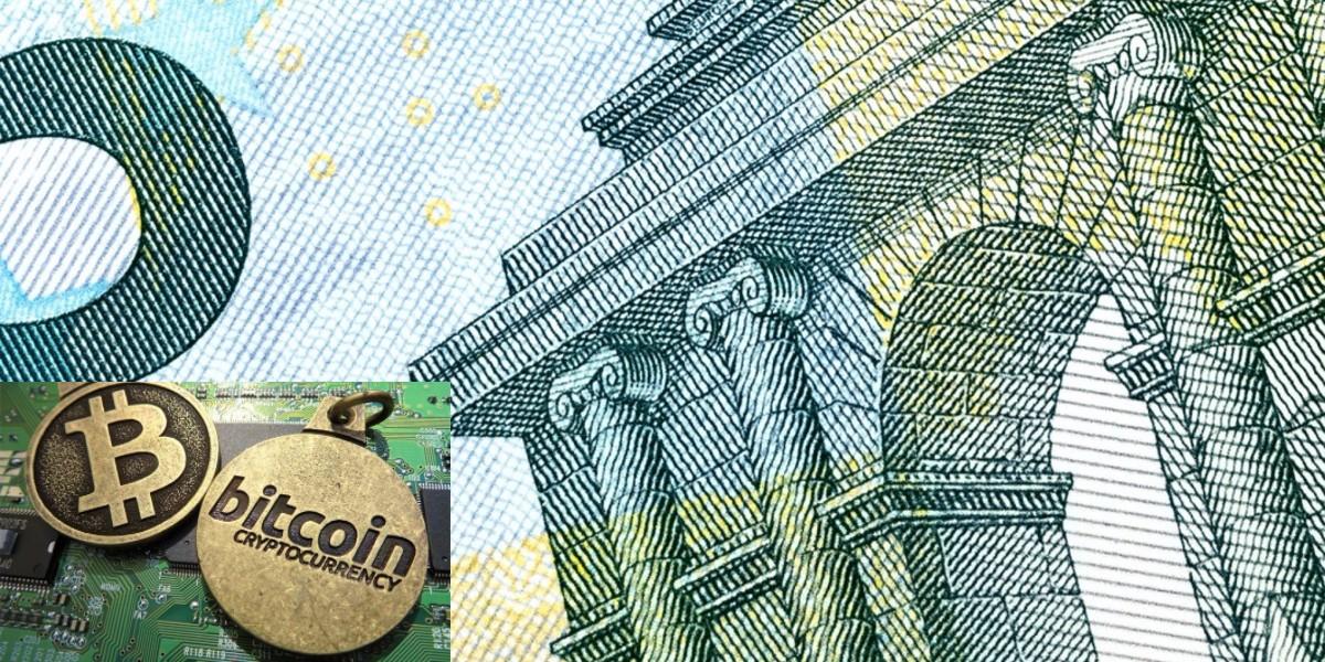 Impennata del valore dei bitcoins