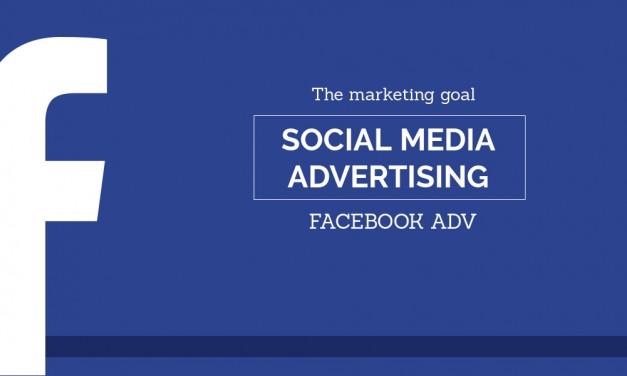 L'obiettivo pubblicitario (facebook ad)