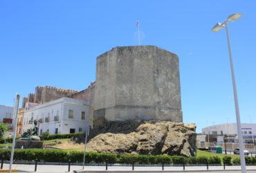 Castillo de Guzman el bueno en Tarifa - massmux.com