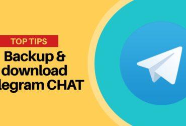 telegram chat download