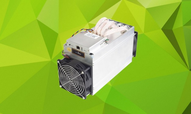 Antminer D3 ver 19 GH/s firmware update