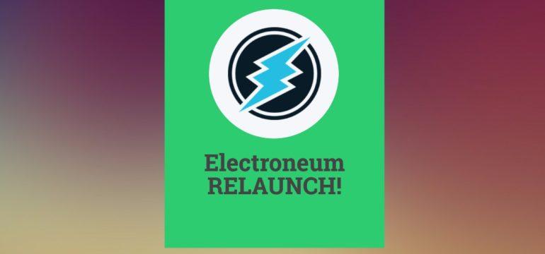 electroneum relaunch