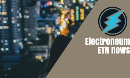 Updated news Electroneum ETN