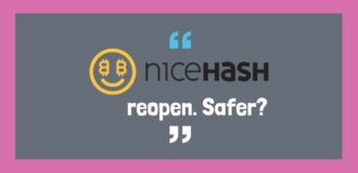 nicehash is back