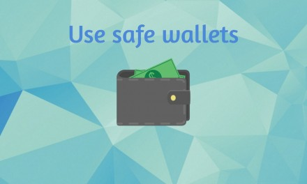 The importance of a private wallet