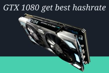 gtx 1080 hashrate