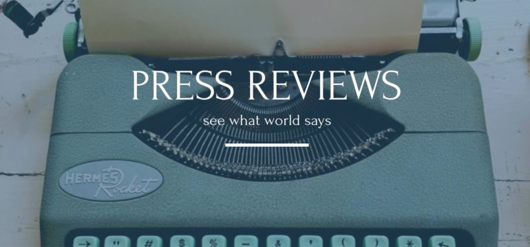 press reviews