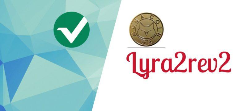 mining lyra2rev2