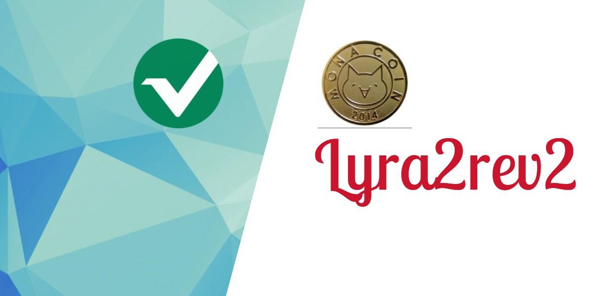 Lyra2rev2 mining with SMOS