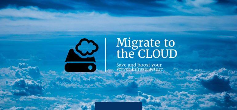 migrare infrastruttura sul cloud