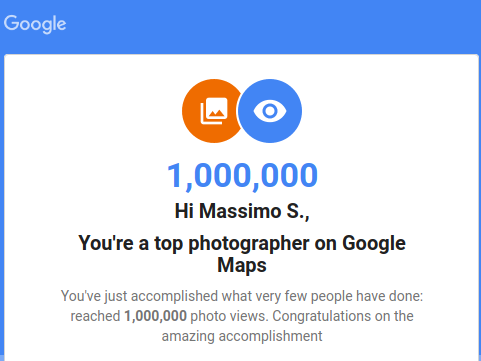 google top photographer