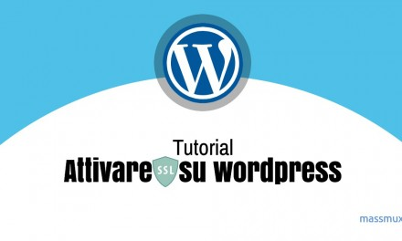 Convertire wordpress da http a https