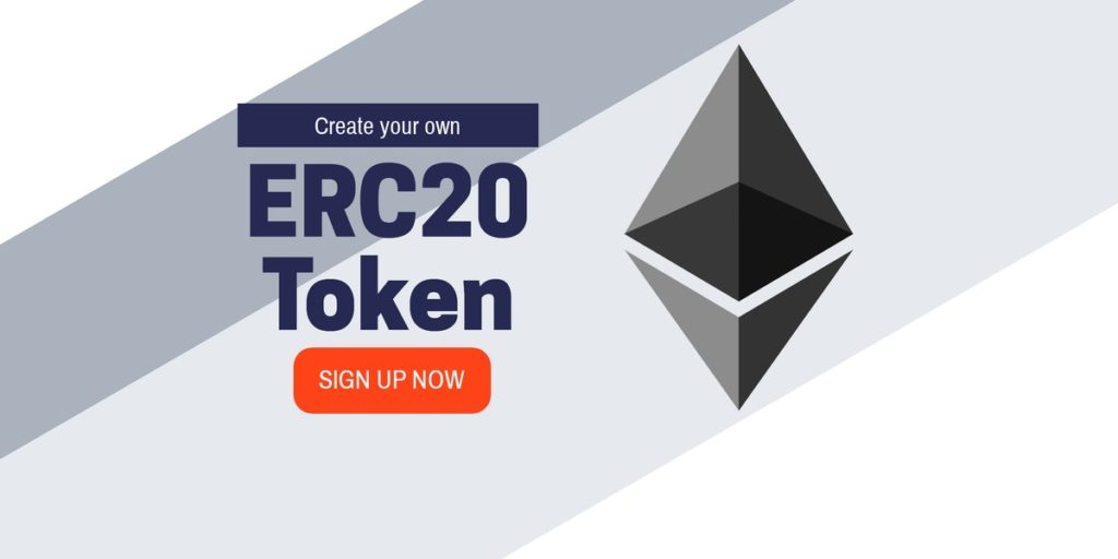 create erc20 token ethereum