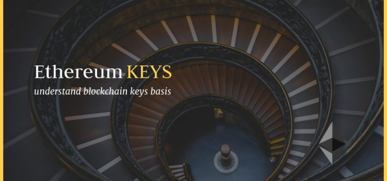 private public keys ethereum blockchain