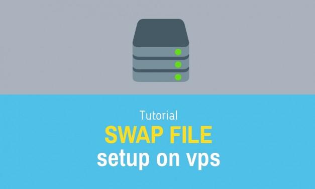 Attivazione di swap su VPS server