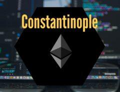 Constantinople ethereum upgrade