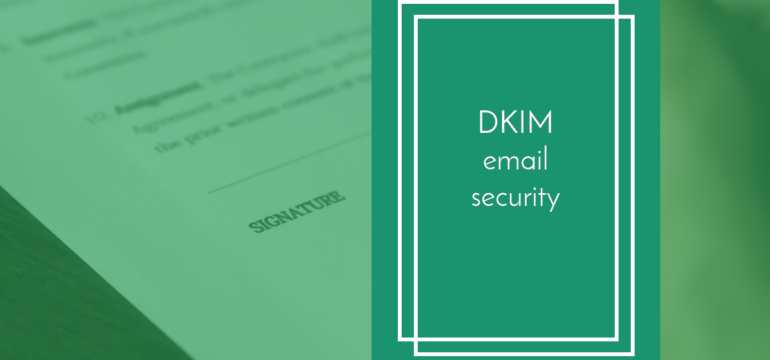 dkim email security