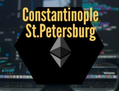 Ethereum Constantinople/St. Petersburg Upgrade