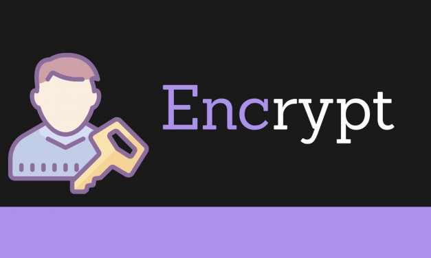 How easily encrypt strings or passphrases