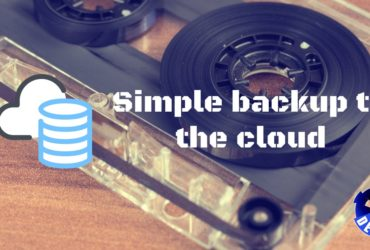 backup to cloud share