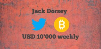 jack dorsey purchase btc