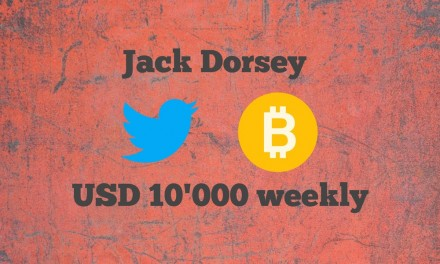 Jack Dorsey says he purchases $10k in btc weekly