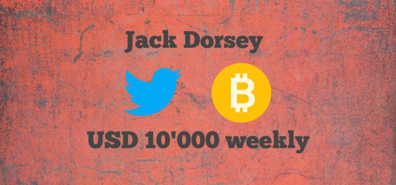 jack dorsey purchase btc