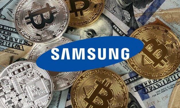 Crypto wallet into samsung pay?