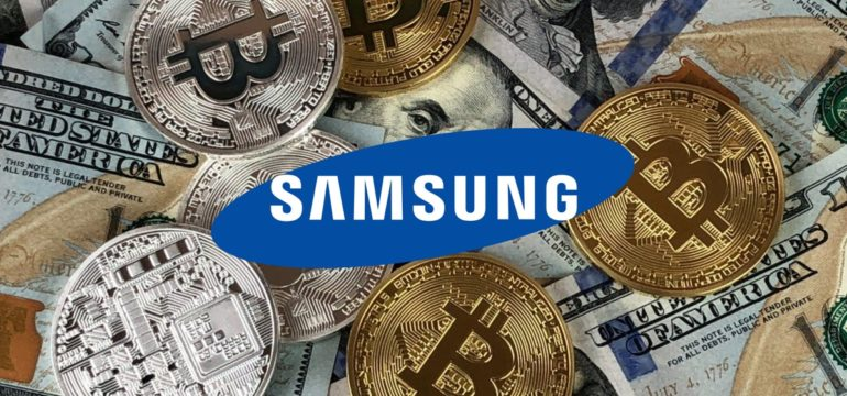 crypto wallet samsung pay