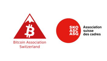 Member of Bitcoin association and Association suisse des cadres