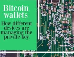 bitcoin wallets and private key