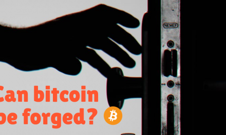 Can Bitcoin be forged?
