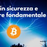 Bitcoin sicurezza e relazione col valore fondamentale