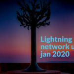 Lightning network usage higher than expected