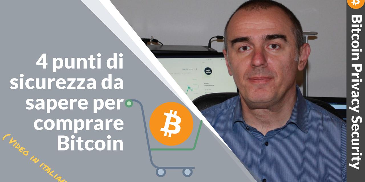 acquista bitcoin in sicurezza eu scambio crypto