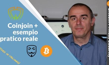 Coinjoin per la privacy e la fungibilità di Bitcoin