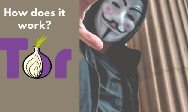 How TOR really works for protecting identity