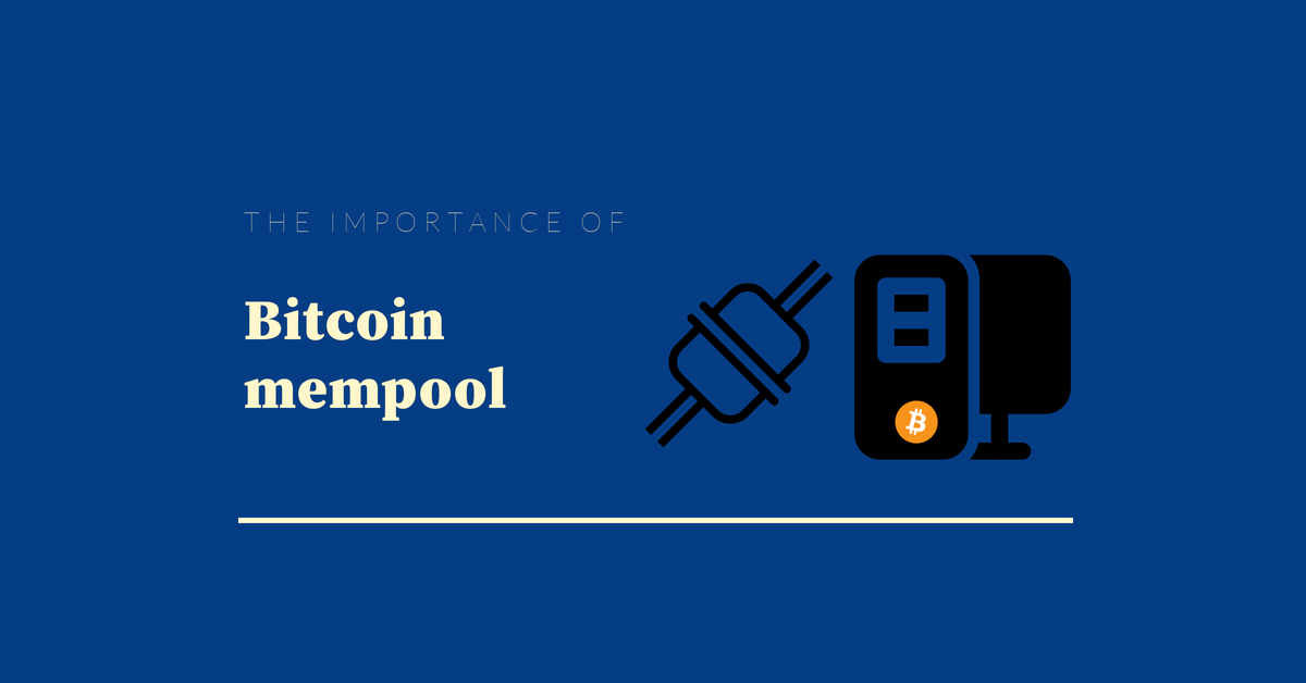 mempool size and transactions