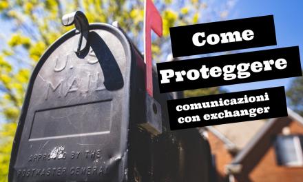 Privacy: Proteggere le comunicazioni con exchanger centralizzati con PGP