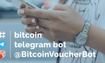 Purchase bitcoin redeemable voucher with telegram? of course