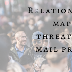 Relationship-maps as a threat to e-mail privacy